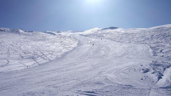 Skiing  ski run  skiers video