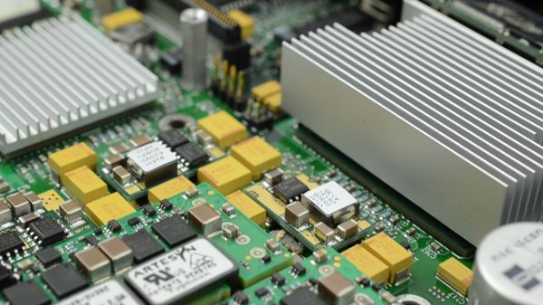 Circuit board  motherboard  technology video