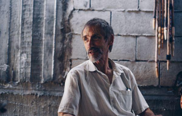 Old Man Portrait photo
