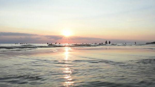 Beach  sun  sand video
