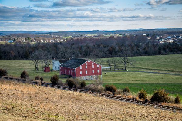 Pennsylvania Barn photo