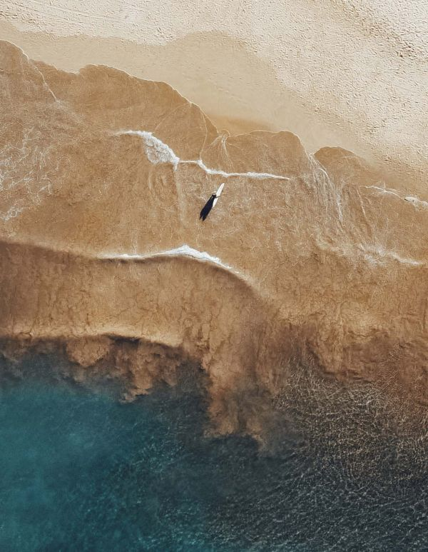 Lonely Surfer photo