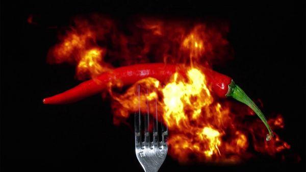 Pepperoni  chili  sharp video