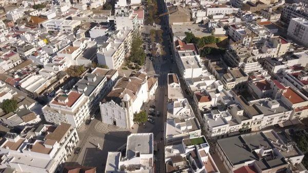 Olhao  portugal  algarve video