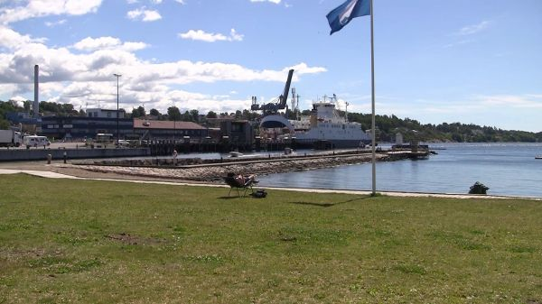 Moss  norway  outdoors video