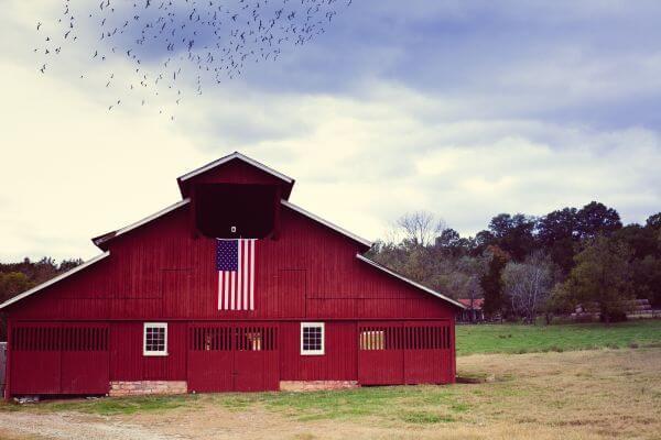 Nashville Tennessee – Red Barn photo