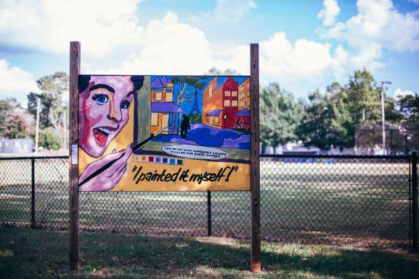 Paint by Numbers Billboard photo