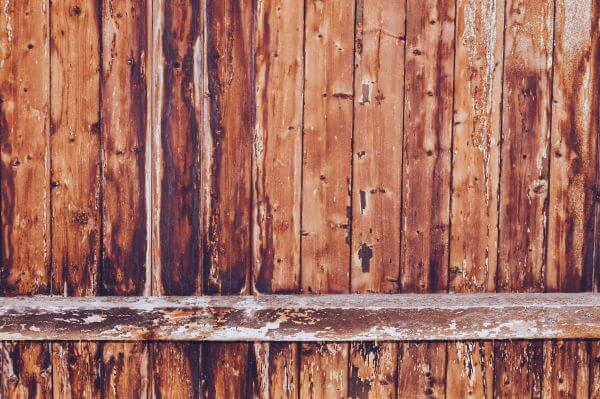 Rustic Brown Wood Background photo