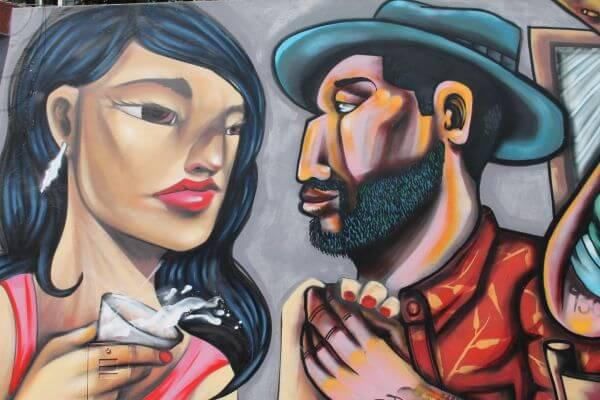 Peruvian romance photo