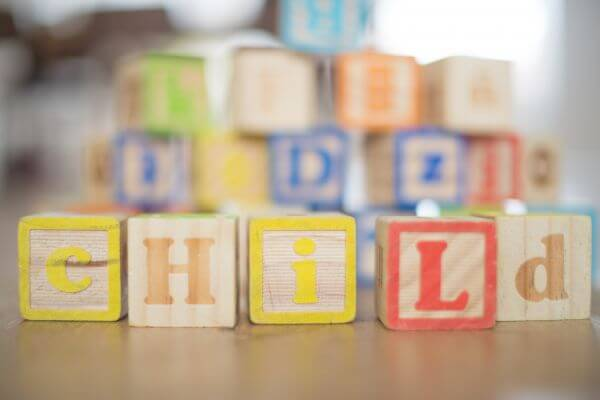 Child play photo