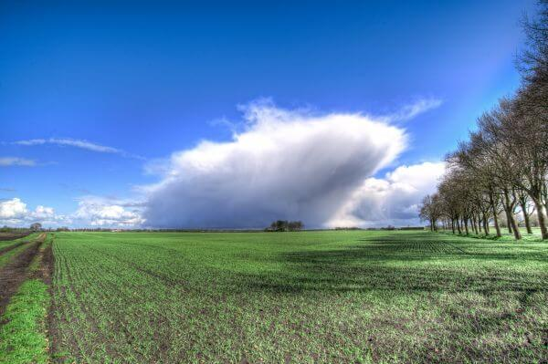 Amazing cloud photo