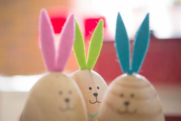 Eastern bunny photo