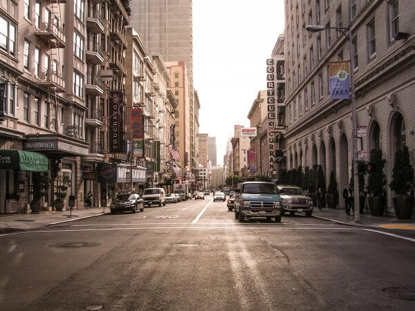 Streets of San Francisco photo