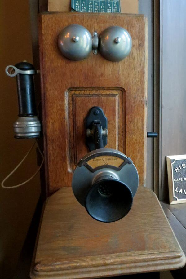 old telephone 2 photo