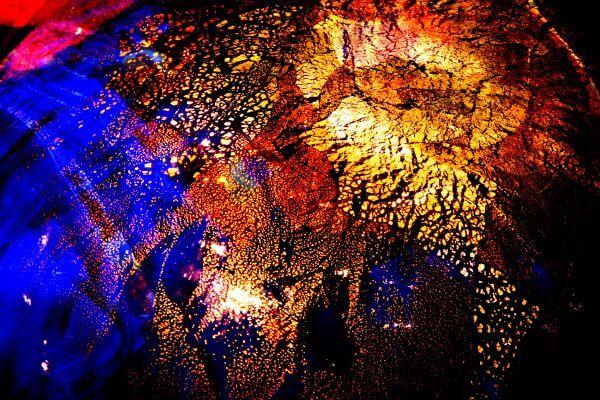 glass texture combination photo