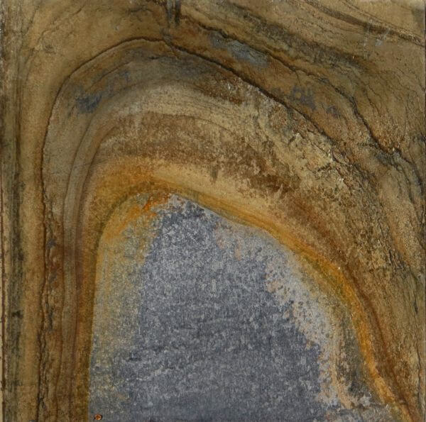 rock texture with arch photo