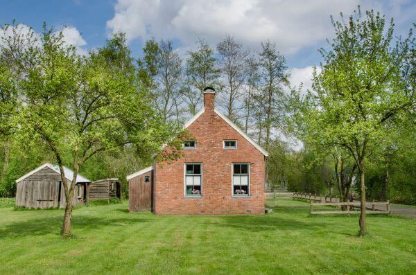 Dutch house photo