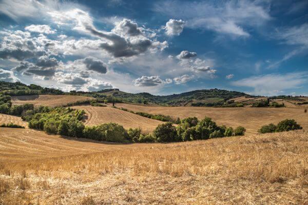 Italian landscape photo