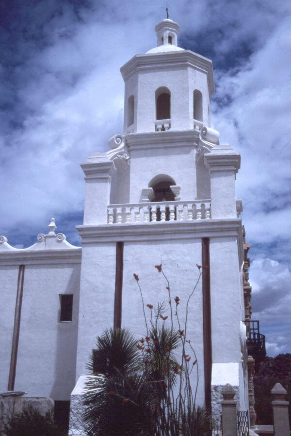 San Xavier del Bac photo