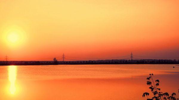 Sonnenuntergang photo