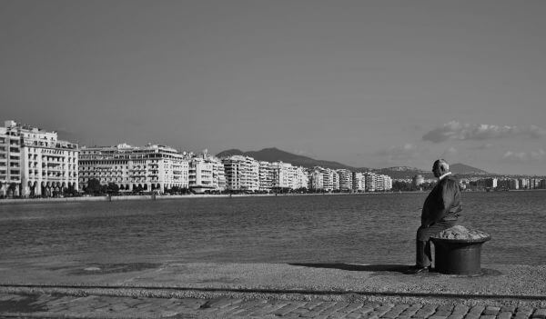 Thessaloniki bay photo