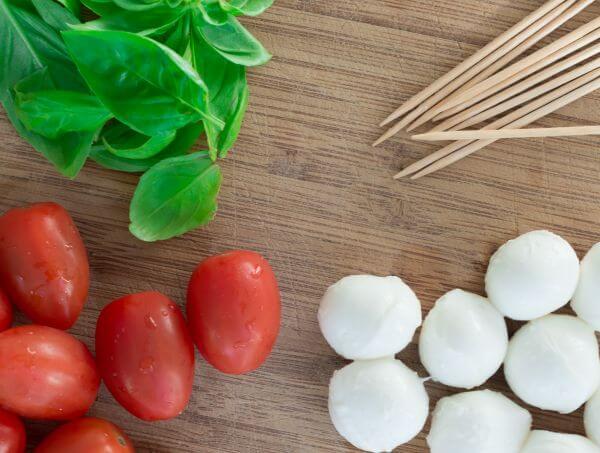 Italian salad photo