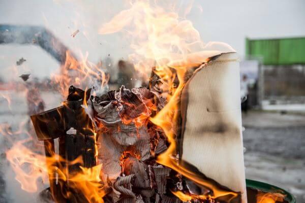 Burn! photo
