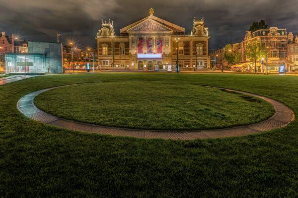 Koninklijk Concert gebouw photo