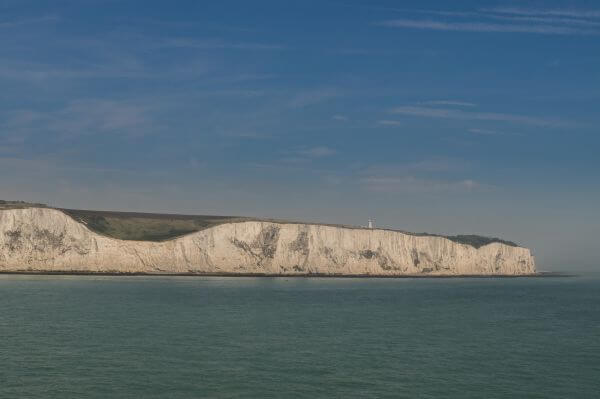 Arriving at Dover photo