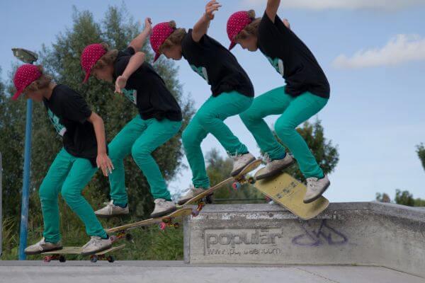 Skaterboard photo