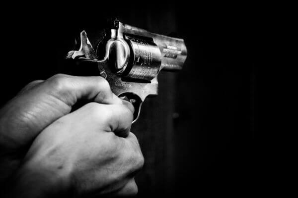 Revolver photo