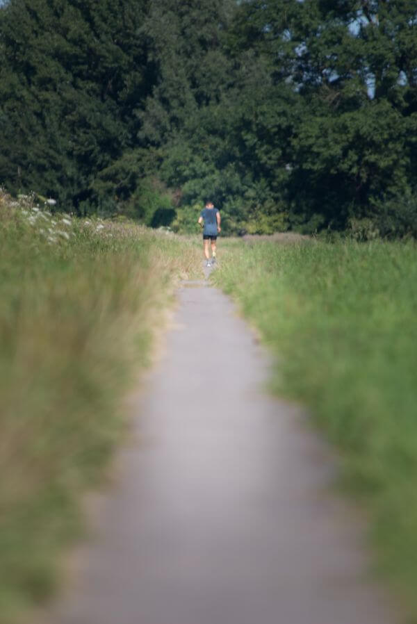 Runner photo