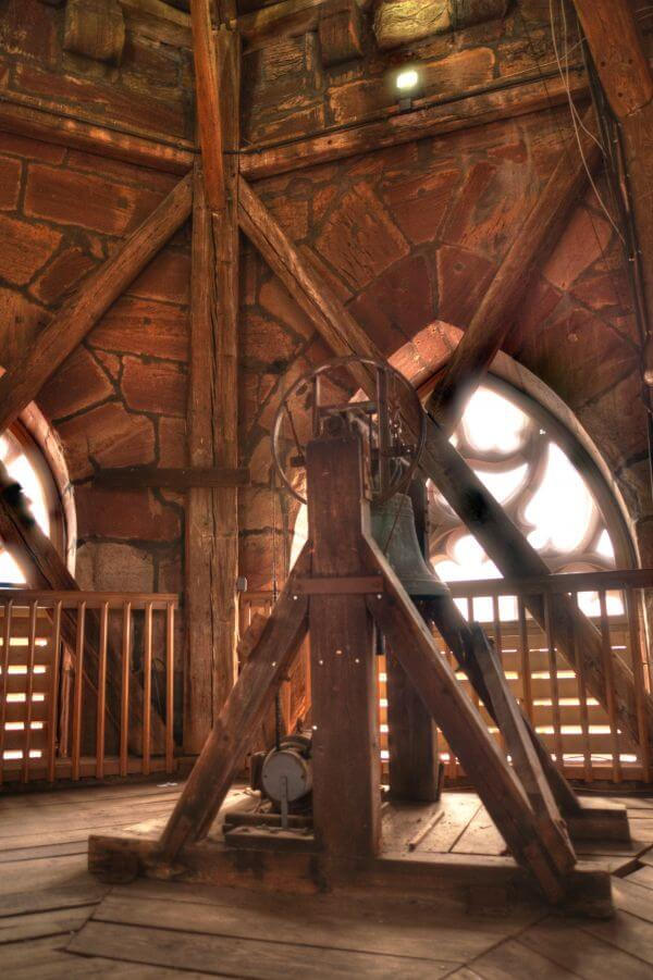 Tower bell photo