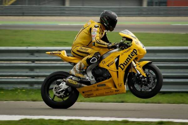 Wheelie photo