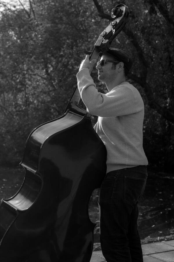 Mr. Bass player photo