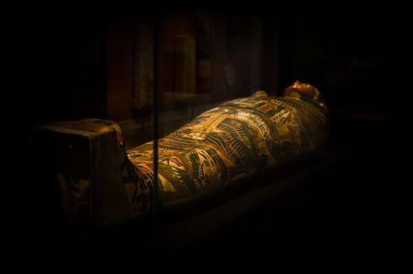 Sarcophagus photo