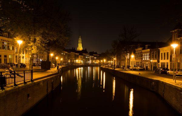 Groningen city photo