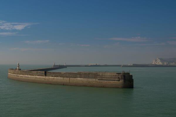 Dover harbor photo