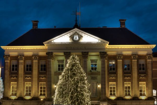 Merry Christmas from Groningen photo