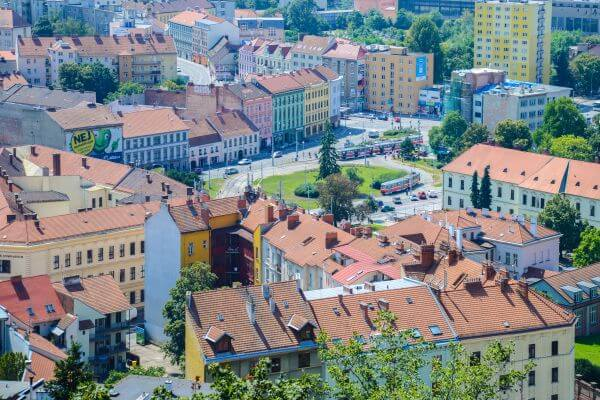 Brno city photo