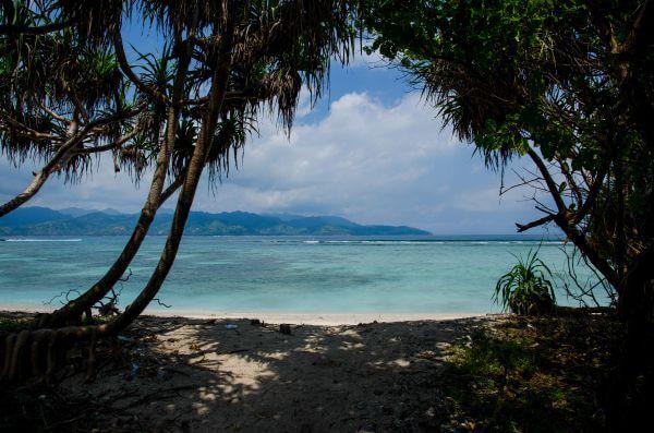 Hidden beach photo