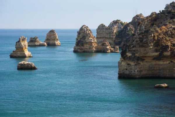 Seaside in Portugal photo