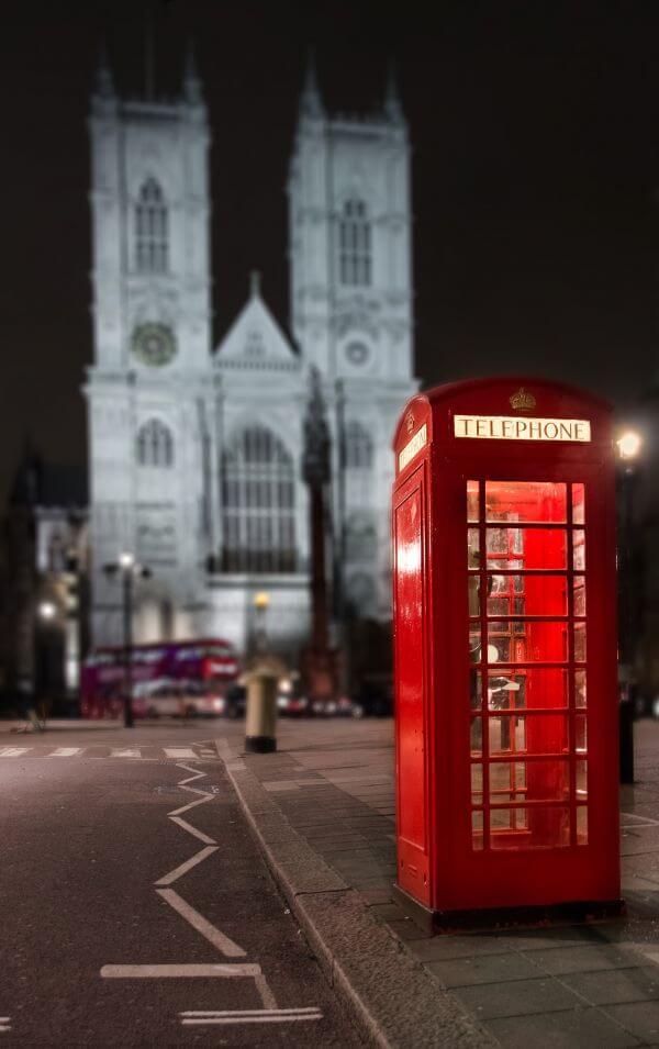 Phone booth photo