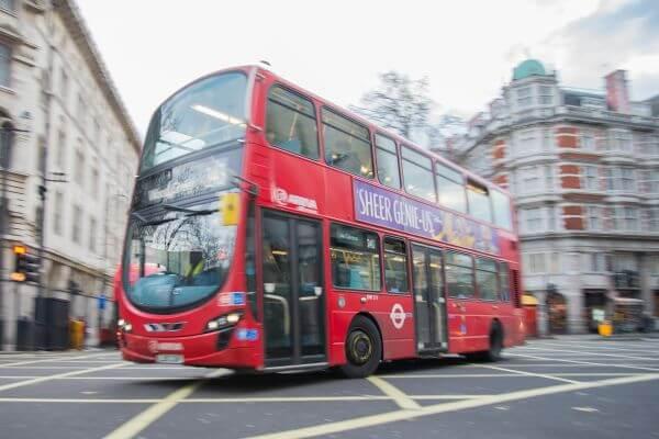 Public transport London photo