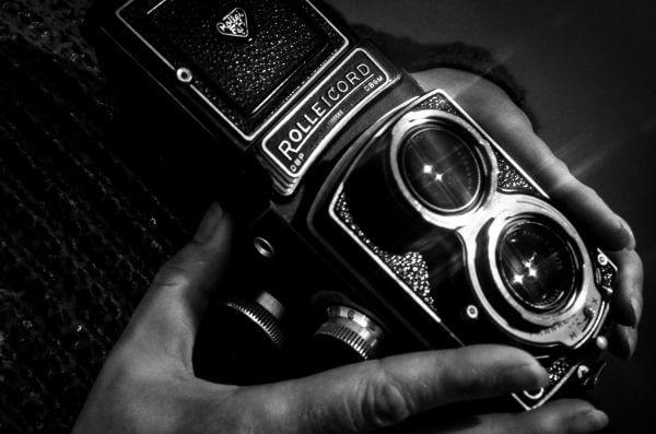 Rolleicord photo