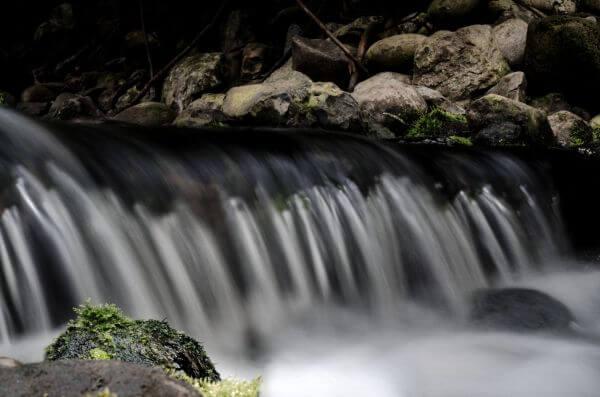 Small waterfall photo