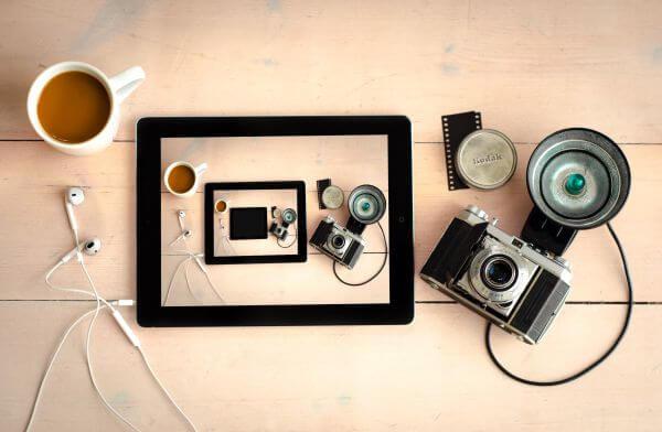 Droste effect photo