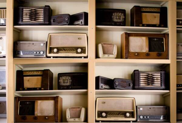 Radio was new photo