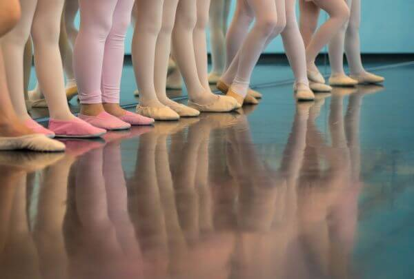 Ballet girls photo
