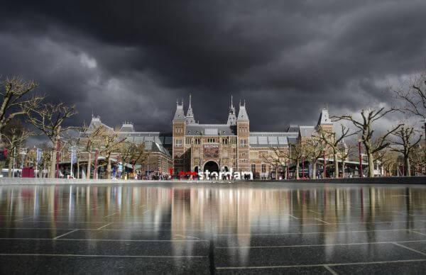 Rijksmuseum Amsterdam photo